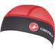 Castelli Summer Hoofdbedekking rood/zwart